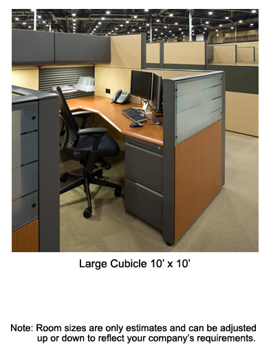 Largecubicle