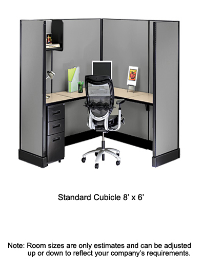 Standardcubicle